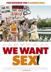 We want Sex, Plakat (Tobis)