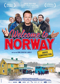 Welcome to Norway (Filmplakat, © Neue Visionen Filmverleih)
