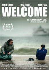 Welcome, Filmplakat, Foto: Arsenal Filmverleih