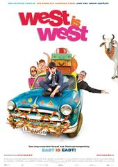 West is West, Plakat (Kool Filmdistribution)