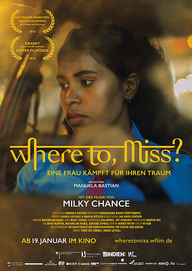 Where to, Miss? (Filmplakat, © W-Film)