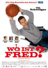 Wo ist Fred? (Plakat)