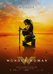 Wonder Woman (Filmplakat, © 2016 Warner Bros. Ent.)