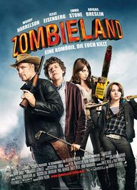 Zombieland, Filmplakat (Sony Pictures Releasing GmbH)